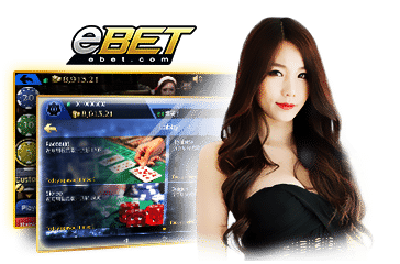 Joker Gaming EBet casino บาคาร่า