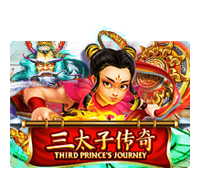 Icon THIRD PRINCE'S JOURNEY